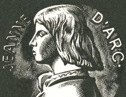 Могилевский драмтеатр представил премьеру «Вторая смерть Жанны д'Арк»