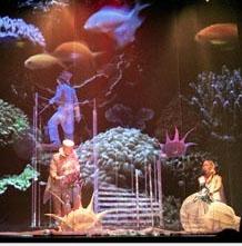 В Брестском театре кукол прошла премьера сказки «Русалочка»