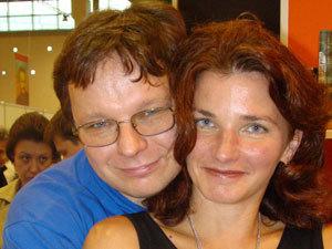Белорусские писатели Андрей Жвалевский и Евгения Пастернак: «Книги пишем по законам физики»